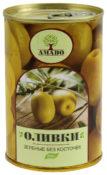 Оливки Amado без косточек ж/б 300гр