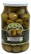 Оливки Amado с косточкой, крупные ст/б 1020гр