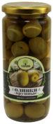 Оливки Amado с косточкой, крупные ст/б 500гр